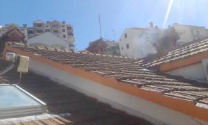 Крыша нашего дома